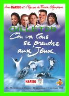 JEUX OLYMPIQUES - AVEC HARIBO & L´ÉQUIPE DE FRANCE JEUX OLYMPIQUES DE SYDNEY, AUSTRALIE 2000 - - Jeux Olympiques