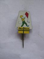 Pin Blue Band (GA03519) - Spelletjes