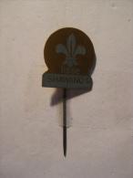 Pin Lisse Shawano's (GA03711) - Verenigingen