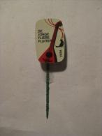 Pin De Jonge Fliere Fluiter (GA03721) - Muziek