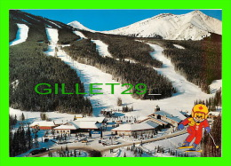 JEUX OLYMPIQUES - 1988 OLYMPIC WINTER GAMES  CALGARY - NAKISKA AT MT. ALLAN-ALPINE SKI EVENTS - Jeux Olympiques