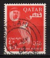 QATAR - 1961 YT 30 USED - Qatar