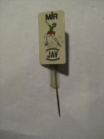 Pin Mir Jav (GA03846) - Skating (Figure)