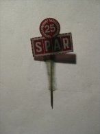 Pin 25 Jaar Spar (GA03861) - Food