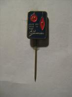 Pin Jamin (GA03867) - Noël