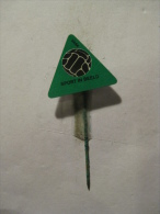 Pin Sport In Beeld Vara (GA03914) - Autres
