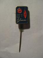 Pin Jamin (GA03944) - Noël