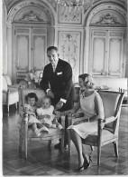 MONACO - Le Prince Rainier III, La Princesse Grace, Le Prince Albert, La Princesse Caroline - Non Classés