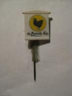 Pin De Zwarte Kip (GA03997) - Animaux