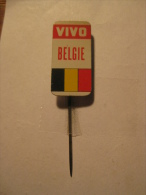 Pin Vivo Belgie (GA04048) - Marques