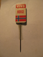 Pin Vivo Norge (GA04057) - Marques
