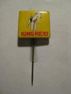 Pin King Rexi (GA04084) - Animaux