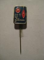 Pin Jamin (GA04147) - Noël