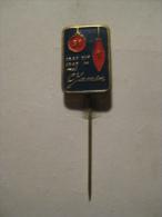 Pin Jamin (GA04157) - Noël
