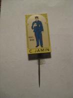 Pin Jamin Postbode (GA04159) - Postes