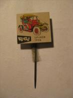 Pin Vege Spijker 1900 (GA04260) - Pins