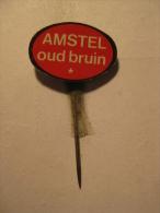 Pin Amstel Oud Bruin (GA04294) - Bier