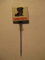 Pin King Rexi (GA04298) - Animaux