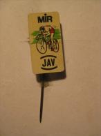 Pin Mir Jav (GA04318) - Wielrennen