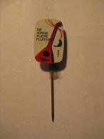 Pin De Jonge Fliere Fluiters (GA04325) - Muziek