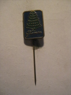 Pin Jamin (GA04392) - Noël