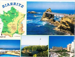 France, BIARRITZ, Used Postcard [14472] - Biarritz