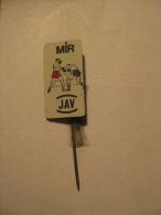 Pin Mir Jav (GA04425) - Boxing