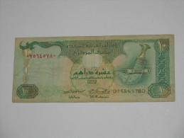 10 Ten  Dirhams - United Arab Emirates Central Bank - Emirats Arabes Unis **** EN ACHAT IMMEDIAT **** - Emirats Arabes Unis
