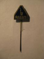 Pin Rasspe (GA04762) - Muziek