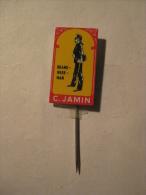 Pin Jamin Brandweerman (GA04769) - Feuerwehr