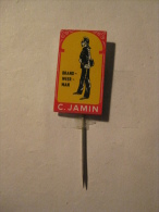 Pin Jamin Brandweerman (GA04769) - Brandweerman