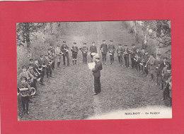 CPA -  MALROY - La Fanfare - école D'agriculture - Autres Communes
