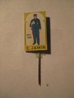 Pin Postbode Jamin (GA04840) - Postes