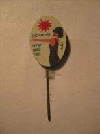Pin Ochtend Gymnastiek (GA04907) - Pin
