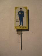 Pin Postbode Jamin (GA05004) - Postes