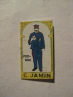 Pin Postbode Jamin (GA05033) - Postes