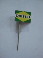 Pin Drietex (GA05120) - Trademarks