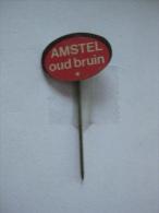 Pin Amstel Oud Bruin (GA05129) - Bier