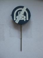 Pin Verkeersbord (GA05136) - Police
