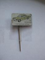 Pin Pontiac Catalina Vista (GA05153) - Pins