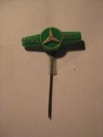 Pin D.O.V.O Princess (GA05245) - Mercedes