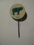 Pin Ram (GA05280) - Animaux