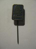 Pin Jamin (GA05287) - Noël