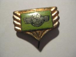 Pin Morris (GA05322) - Pins