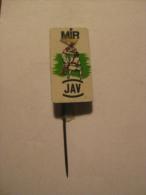 Pin Mir Jav (GA05419) - Honkbal