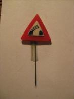Pin Verkeersbord (GA05434) - Police