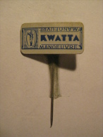 Pin Kwatta Manoeuvre (GA05506) - Militair & Leger