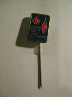 Pin Jamin (GA5638) - Noël