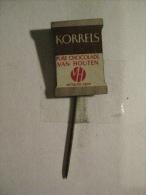 Pin Korrels Pure Chocolade Van Houten (GA5707) - Alimentation