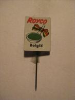 Pin Royco Belgie (GA5740) - Alimentation